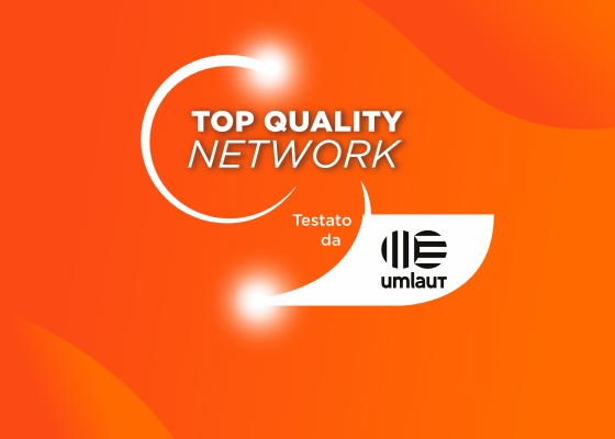 Top Quality Network - WINDTRE