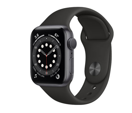 Apple Watch Serie 6 44mm - SmartWatch - WINDTRE